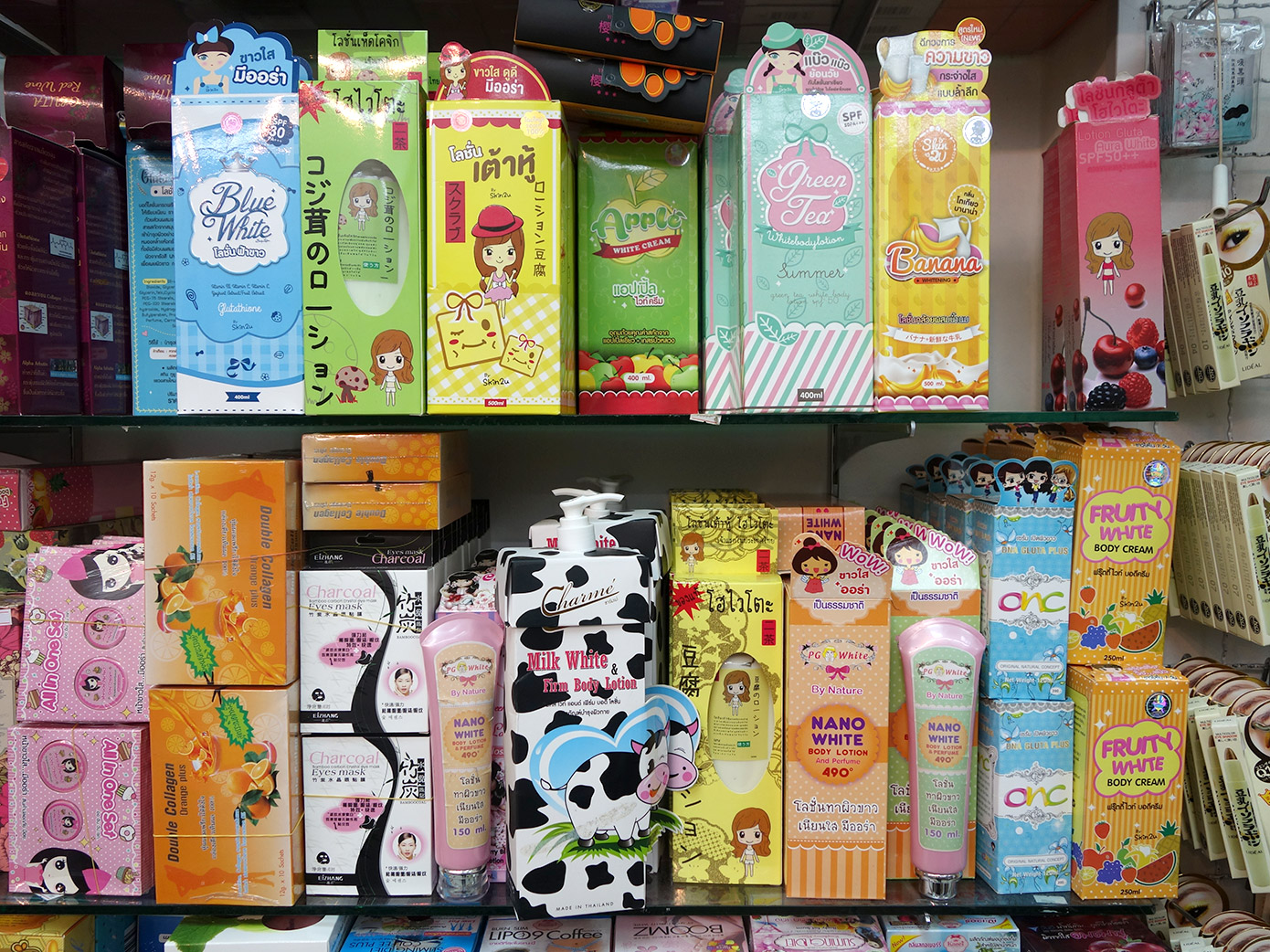 Forever young – thai packaging